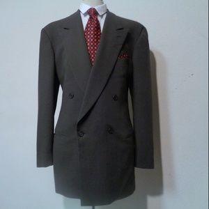 Giorgio Armani Italian designer Suits